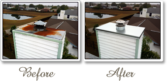 Covers & Top Sealing Dampers | American Chimney & Fireplace Experts